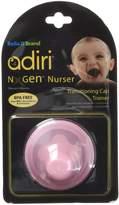 Adiri AD662SP Nurser Baby Bottle Transitional Cap, Pink