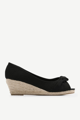 Ardene Jute Wedge Heeled Sandals