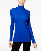 INC International Concepts Turtleneck Top, Only at Macy's