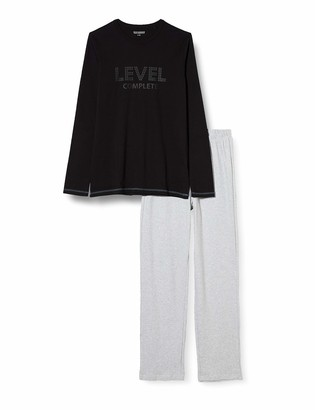 Schiesser Boy's Schlafanzug Lang Pajama Set