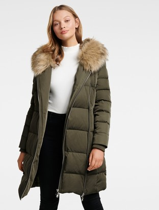 Ever New Cindy Puffer Coat
