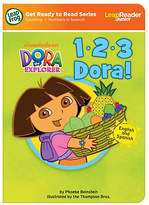 Leapfrog Tag Junior Book - 1-2-3 Dora