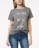 O'Neill Juniors' Had Me Aloha Graphic T-Shirt
