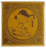 One Kings Lane Vintage Happiness is a Warm Puppy - 1st Ed