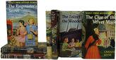 One Kings Lane Vintage Nancy Drew Collection, S/7