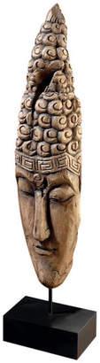 Thai Sukhothai Buddha Face Statue
