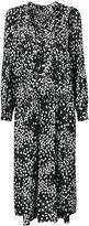 No.21 floral print dress