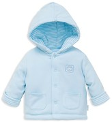 Little Me Infant Boys' Reversible Hooded Jacket - Sizes 3-12 Months