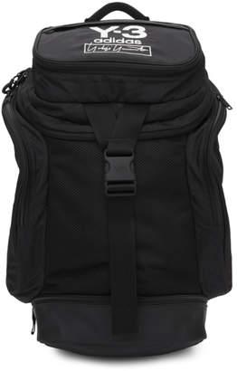 Y-3 Black Travel Backpack