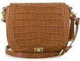 Brahmin Sonny Savannah Leather Crossbody