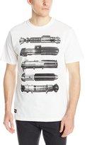 Lrg Men's Star Wars Collab Short Sleeve T-Shirt, XL
