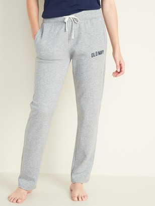 Old Navy Logo-Graphic French-Terry Lounge Pants for Women