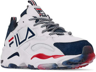 Fila Women Ray Tracer Casual Athletic Sneakers from Finish Line