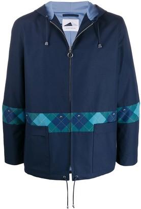 Anglozine Arles lightweight hooded jacket