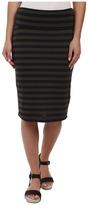 Splendid Stripe Skirt