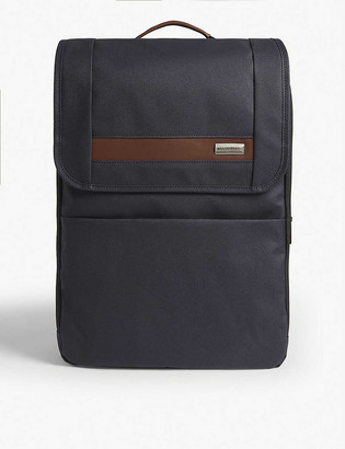 Briggs & Riley Kinzie slim expandable backpack