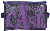 Bensimon Animal Print House Case Storage - Purple