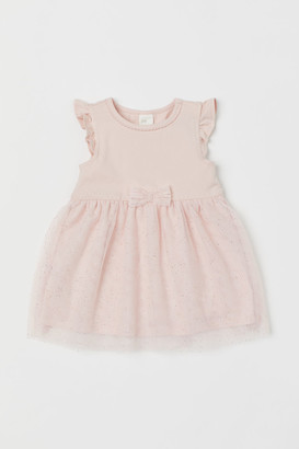 H&M Dress with a tulle skirt