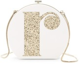 Kate Spade Glittered Initial Box Clutch - r
