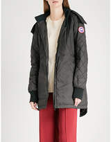 Canada Goose Stellarton hooded shell-down coat