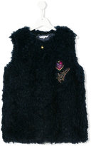 Little Marc Jacobs fluffy gilet