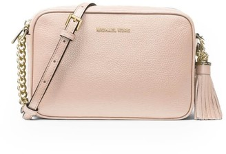Michael Kors Ginny Medium Soft Pink Crossbody Bag