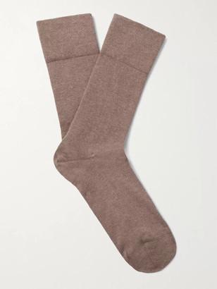 Falke Sensitive London Stretch Cotton-Blend Socks