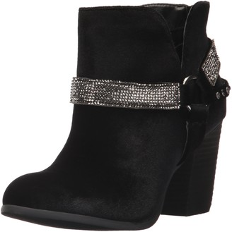 Not Rated Women's Norman Ankle Bootie