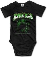 Vogt Hatebreed Logo Unisex Baby Onesies