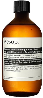 Aesop Resurrection Aromatique Hand Wash 500ml Refill with Screw Cap