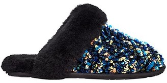 UGG Scuffette II Sequin Sheepskin Slippers