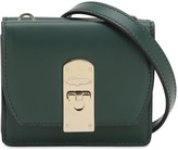Salvatore Ferragamo Mini Leather Wallet Bag