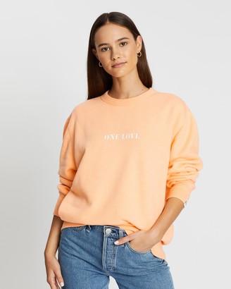 Rag & Bone One Love Sweatshirt