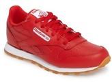 Reebok Boy's Classic Sneaker