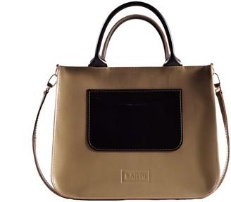 "Kartu Studio ""Vanilla"" Natural Leather Handbag - Sand"