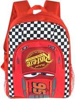 Disney Boys Cars Lightning McQueen Backpack