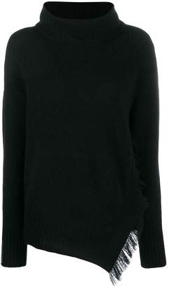 3.1 Phillip Lim knitted turtle neck jumper