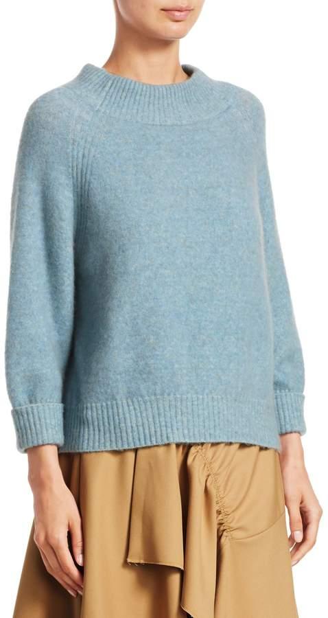 3.1 Phillip Lim Lofty Rib-Knit Sweater