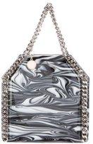 Stella McCartney Falabella Marbled Frame Clutch