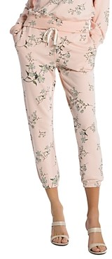 n:philanthropy Night Floral Print Jogger Pants