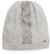 Ted Baker Women's Embellished Slouchy Beanie - Grey