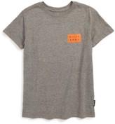 Billabong Boy's Fill Die Cut T-Shirt