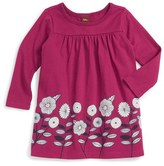 Tea Collection 'Kahana' Floral Graphic Dress
