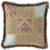 Sweet Dreams Kristi Patchwork Pillow with Fringe