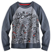Disney Mouse Raglan Sleeve Top for Women - Walt World