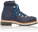 Tabitha Simmons Women's Bexley Leather Ankle Boots-NAVY