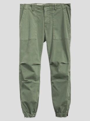 Nili Lotan Cropped Military Pant