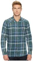 Lucky Brand Green Indigo Shirt Men's Clothing