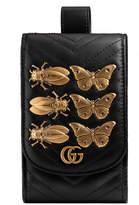 Gucci GG Marmont animal studs belt accessory