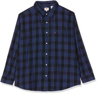 Levi's Men's Big Classic 1 Pkt Shirt Button